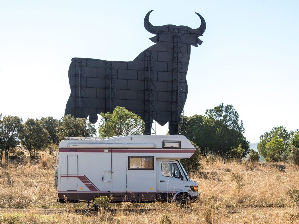 Mit dem Wohnmobil nach Portugal  DinoVan